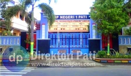 SMP Negeri 1 Pati Jawa Tengah