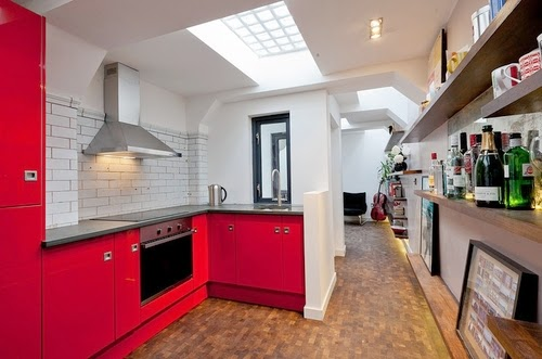 04-Kitchen-Underground-Public-Toilet-1-Bed-Flat-Apartment-Crystal-Palace-London-UK-Lamp-Architects-www-designstack-co