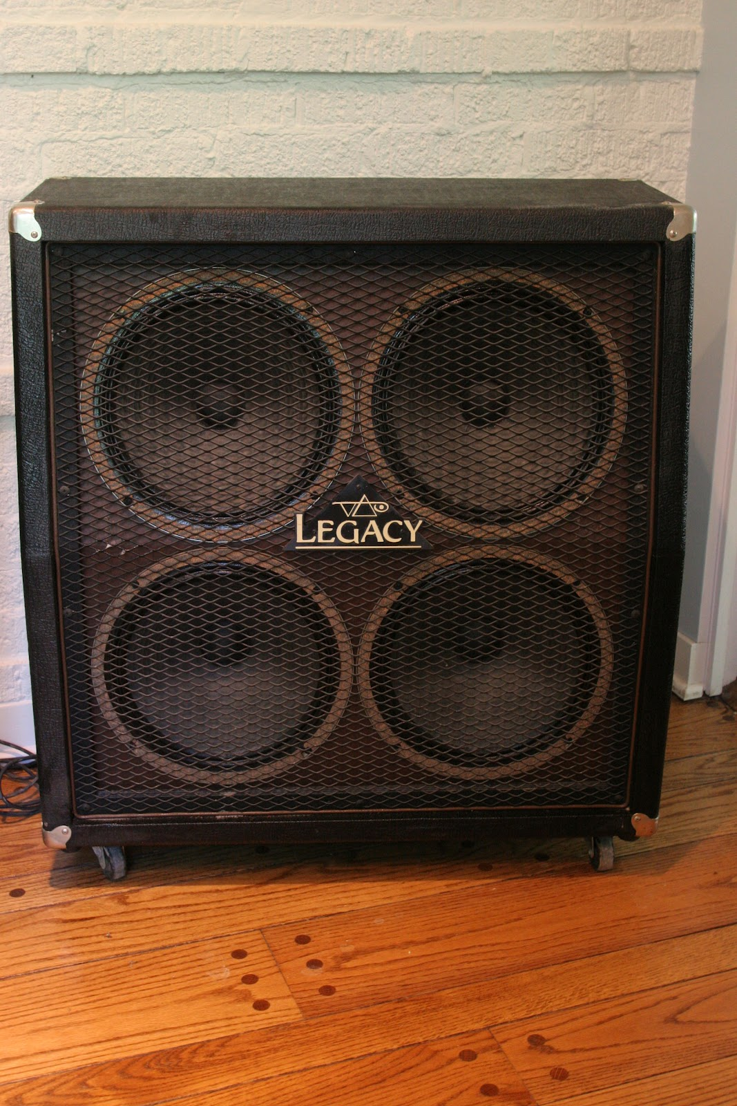 Guitar Industry Trends and Dynamics: Carvin Vai Legacy 4x12 Cabinet