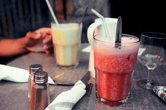 jus de fraises savannah