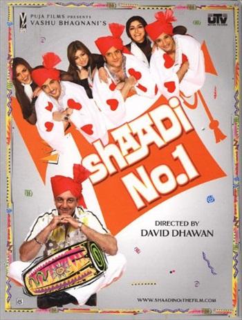 Shaadi No 1 2005 Hindi 720p HDRip 900mb