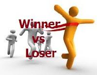 Pengembangan diri serta motivasi diri : Winner vs Loser