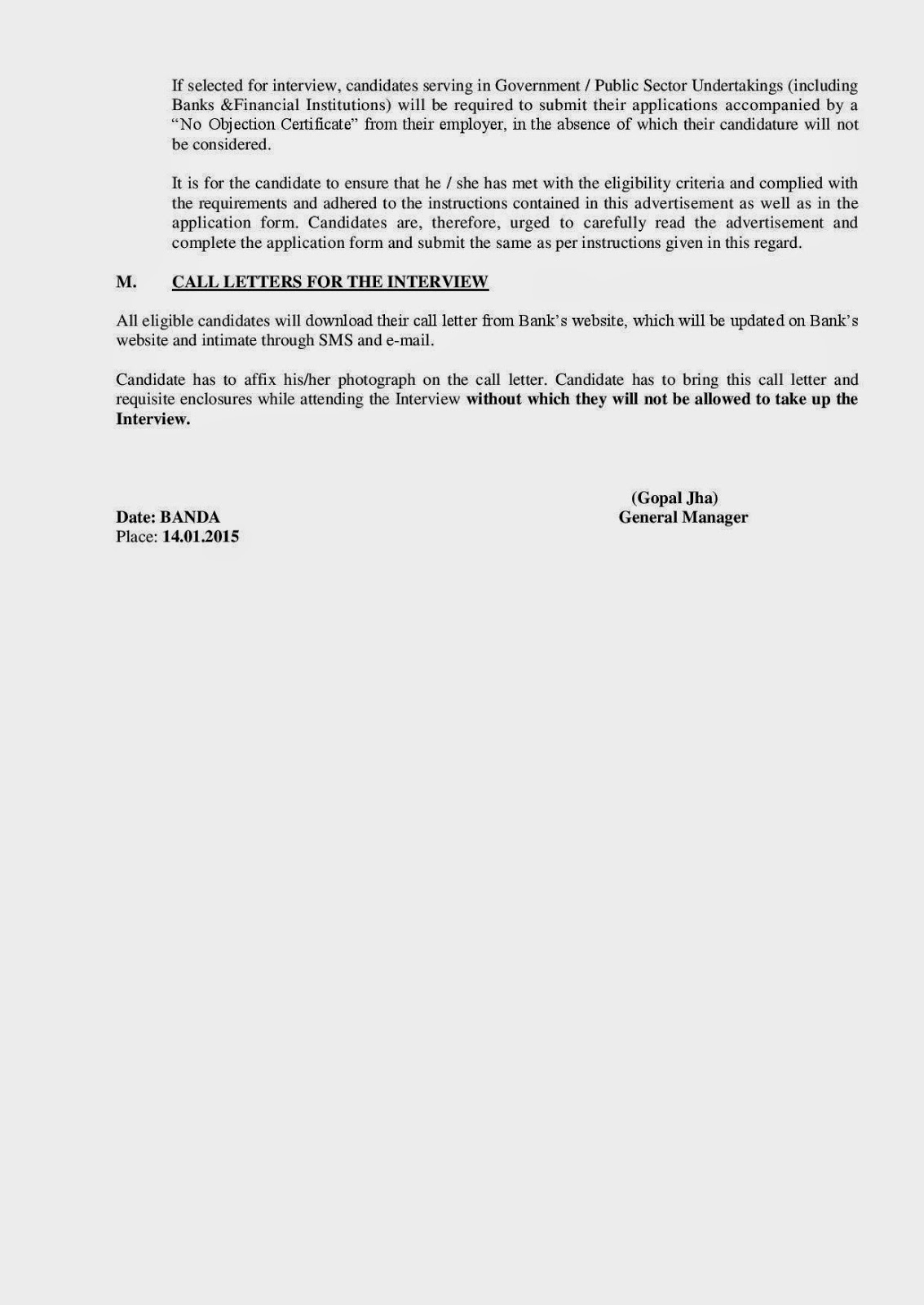 Format Of No Objection Certificate letter format for employment – Letter for No Objection