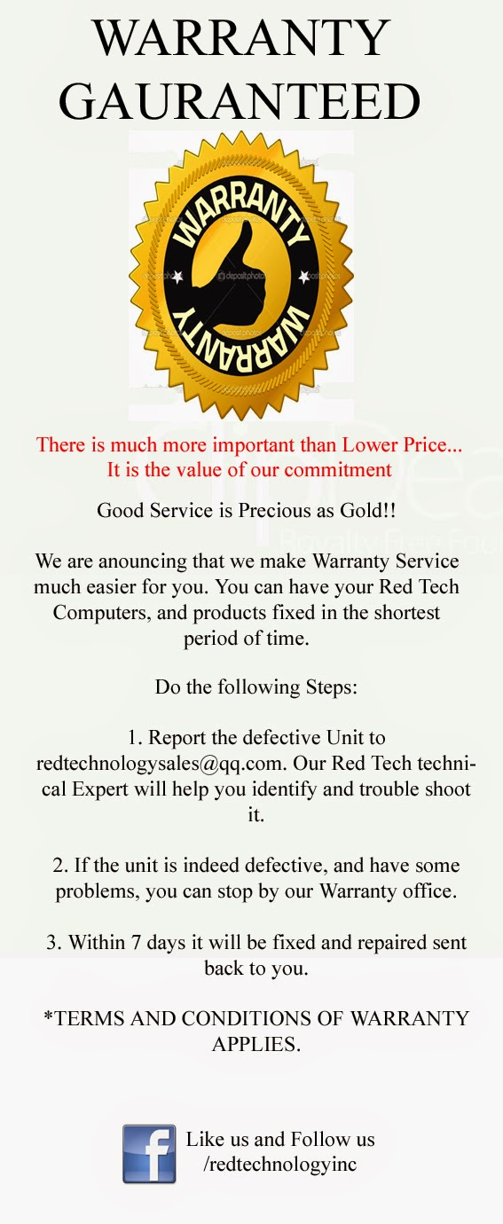Warranty Services Guarranteed