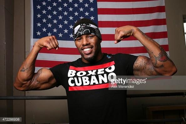 Luchadores Contra Boxeadores Luchador Contra el