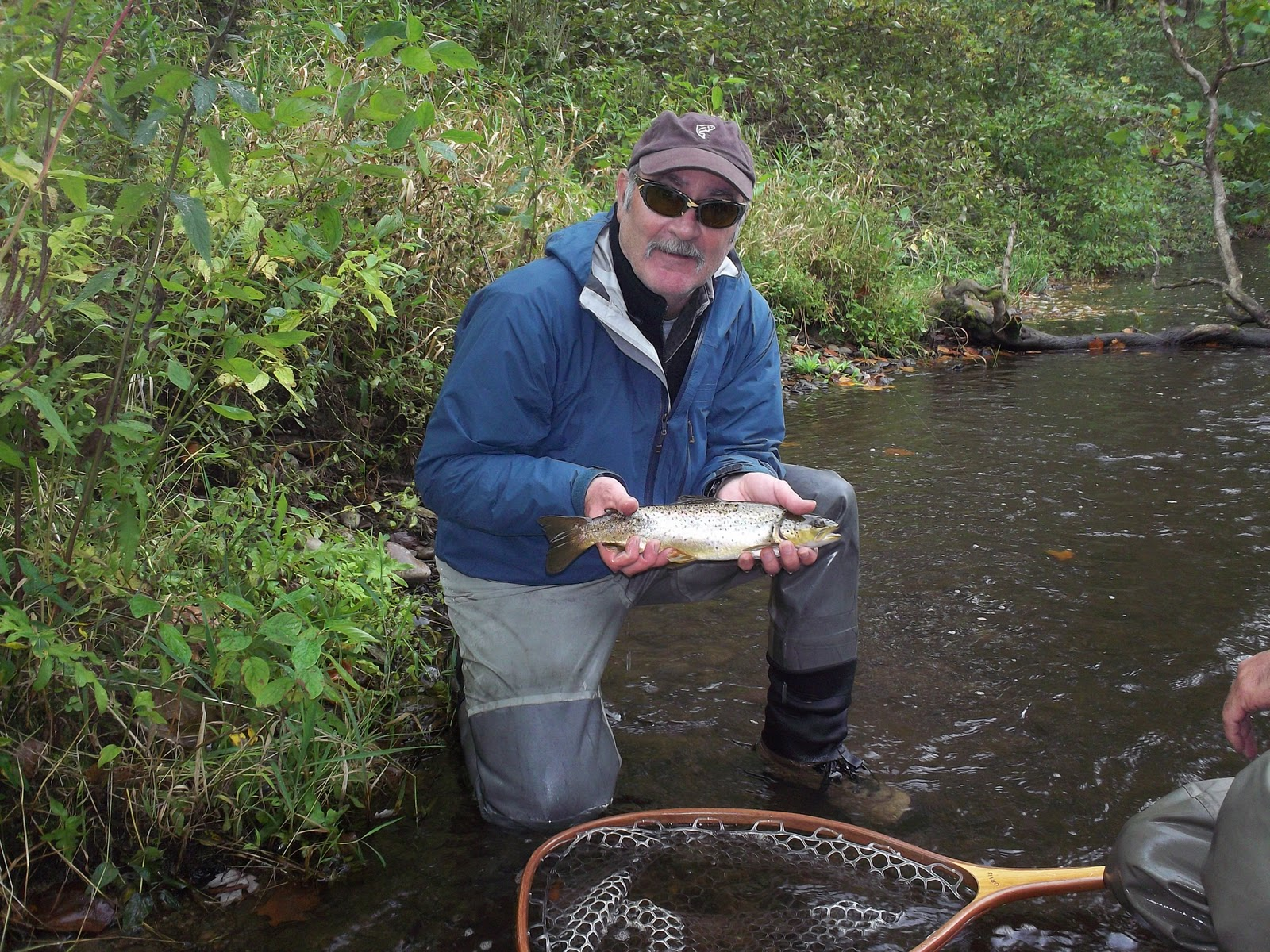 North western pennsylvania fly fishing allegheny river trout for Fishing in pennsylvania