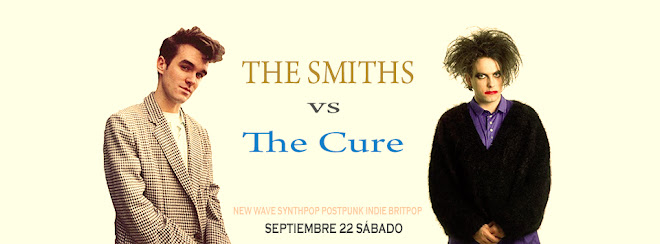 THE SMITHS vs THE CURE