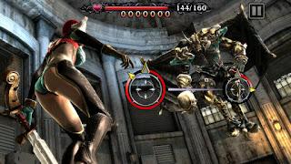 [Square Enix]Demons' Score THD v1.2 APK+DATA: game tiêu diệt quái vật cho android