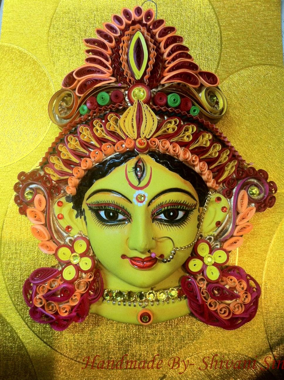 Magickrafts: Maa Durga!