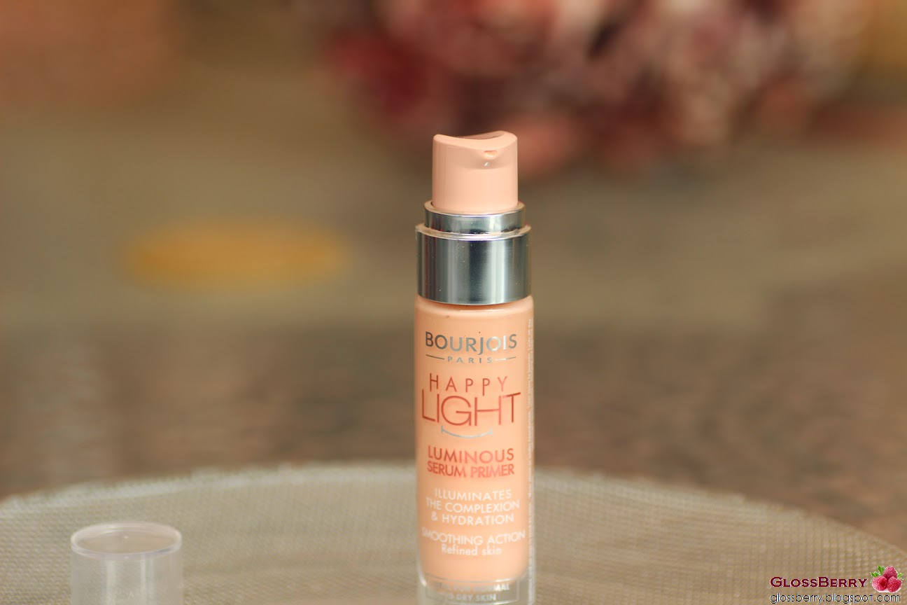 Bourjois Happy Light Serum Primer פריימר בורז'ואה