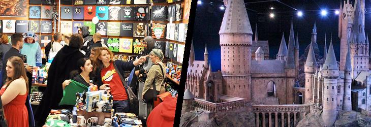 Ellebenwald Dortmund, Harry Potter Studio Tour – da würde ich gerne hin :)