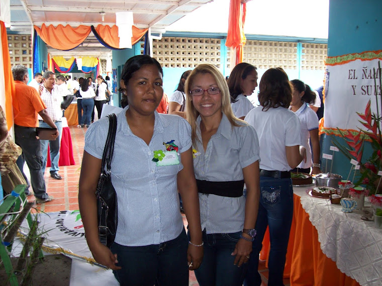 Lcda. Yulermi García y Lcda. Melissa Bolívar