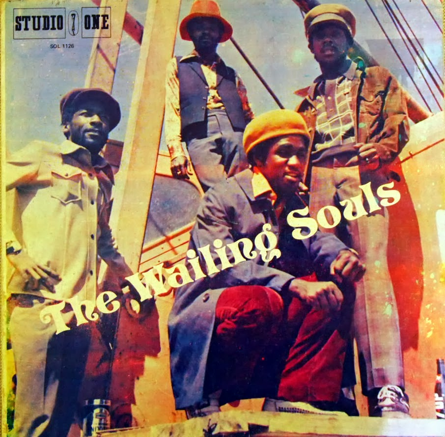 The Wailing Souls - Wailing Souls (Studio One Roots Reggae)