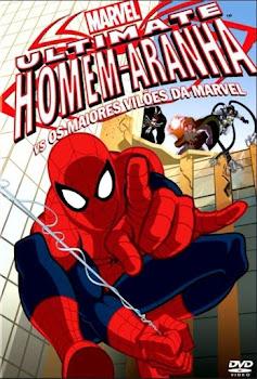Ultimate Homem-Aranha Vs. Os Maiores Vilões da Marvel Dublado Rmvb + Avi Dual Áudio DVDRip