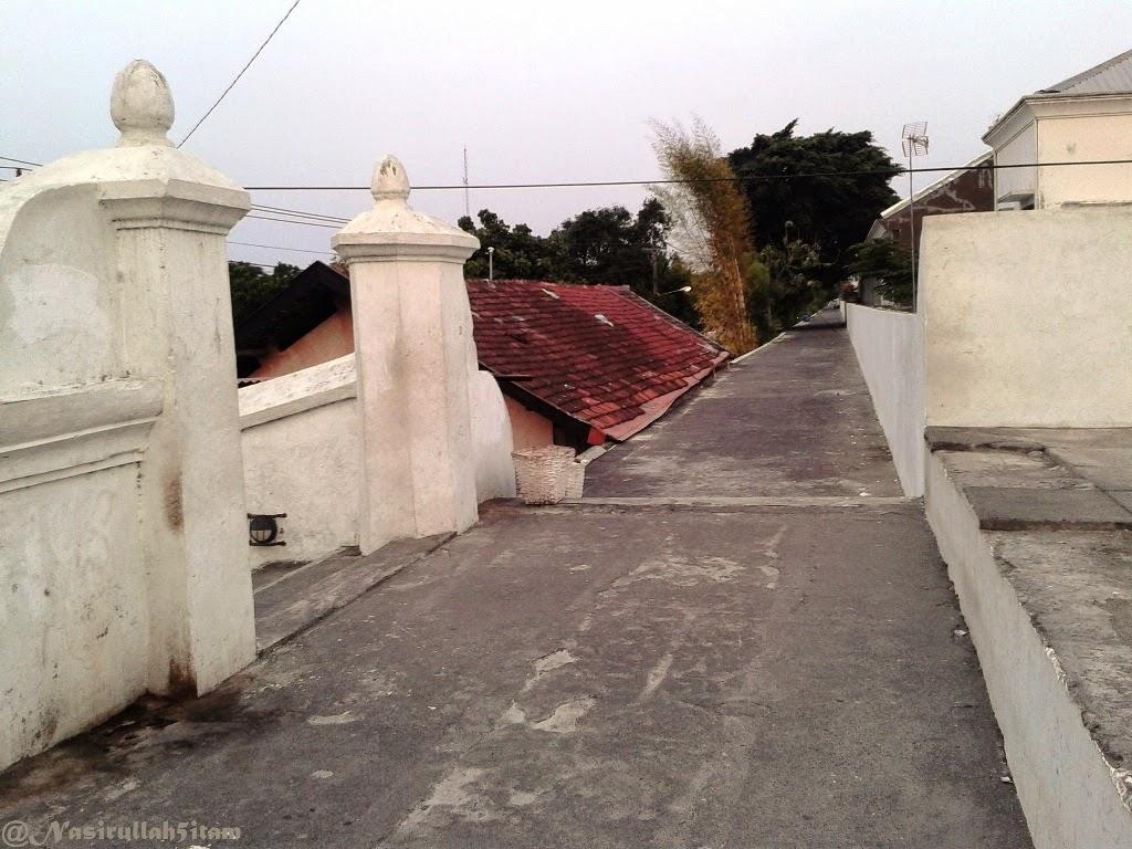 Sudut-sudut di Plengkung Gading, Yogyakarta