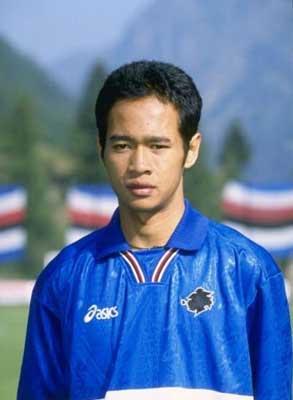 Kurniawan Dwi Yulianto,  pemain indonesia yang bermain di luar negeri