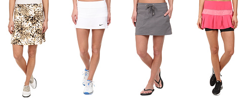 Shopping for skorts spring 2015 styles