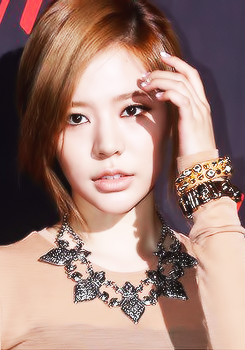 Sunny SNSD Girls' Generation Gorgeous Features