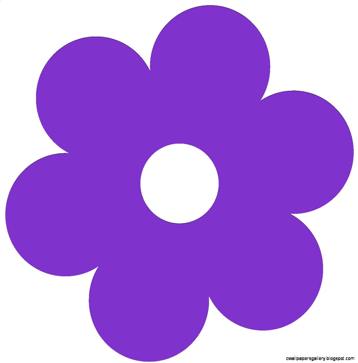 Simple Flower Clipart  Clipart Panda   Free Clipart Images