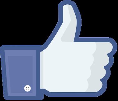 """Dale """"me gusta"""" a mi pagina de Facebook"""