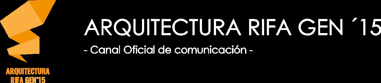 Arquitectura Rifa Generación 2015