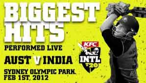 Australia v India – KFC T20 INTL Preview