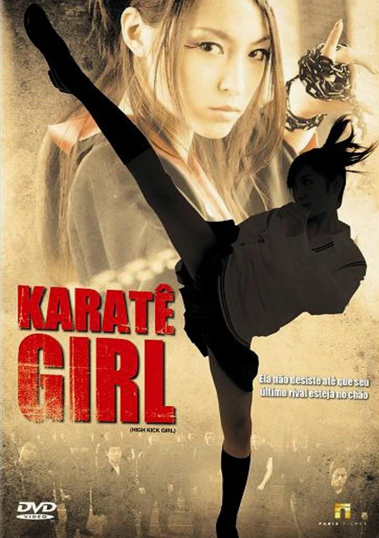 Karatê Girl – Dublado (2009)