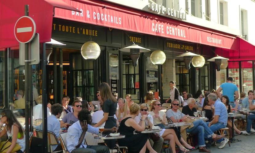 Cafe in france