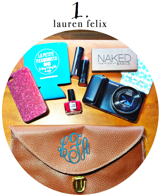 What's In Your Bag: La Petite Fashionista
