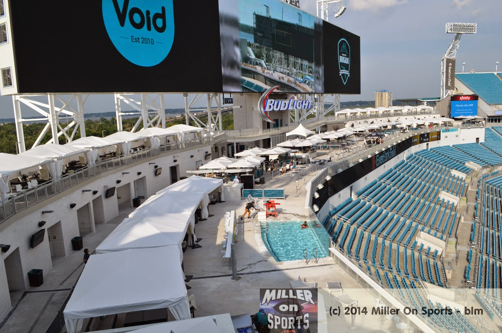 NFL Jacksonville Jaguars and Ashley Furniture Provide A Night Of Rest - A HOPE TO DREAM | Miller ...