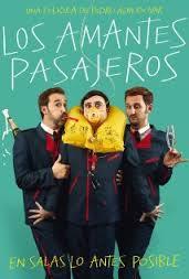 Imagen Oficial de la película 'Los amantes pasajeros'