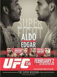 Download UFC 156 Aldo vs Edgar HDTV