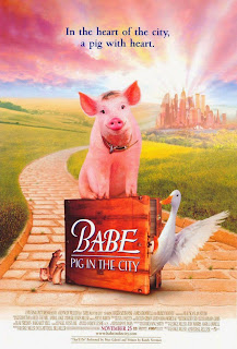 Watch Babe: Pig in the City (1998) movie free online