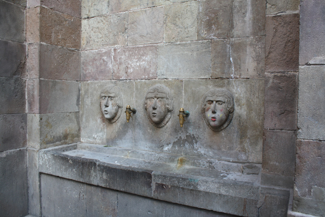 barcelona fontanna