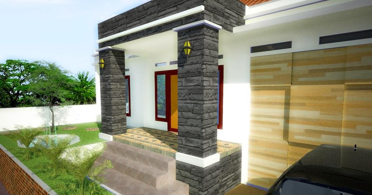 gambar taman rumah minimalis inspirasi desain rumah