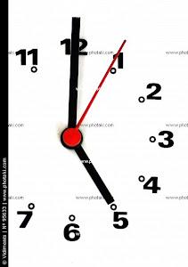 O tempo é Sempre Presente!