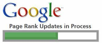 May 3 2012 Google Page Rank Update in Progress