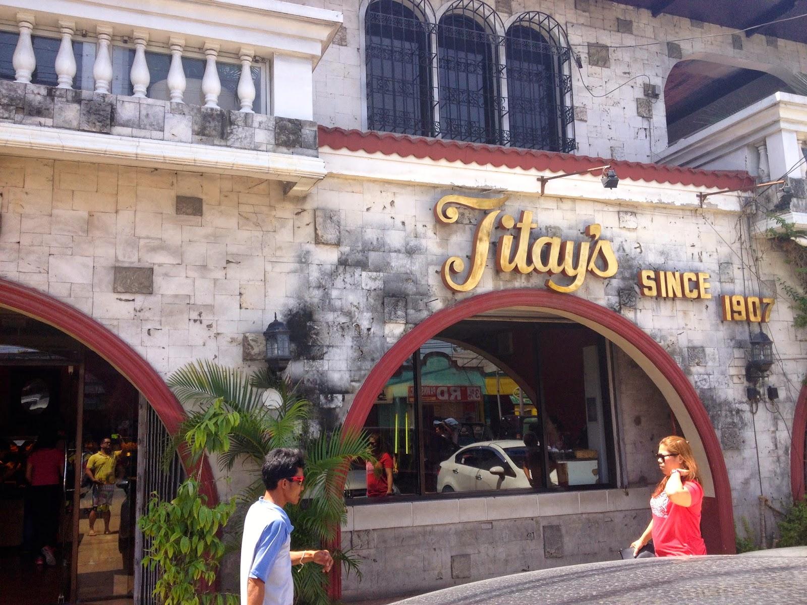 Titay's Since 1907