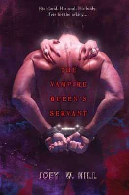 The Vampire Queen's Servant paranormal romance by Joey Hill