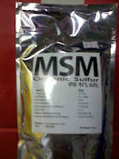 MSM ORGANIC SULFUR - MSM 250GM: RM50.00 WM RM54.00 EM