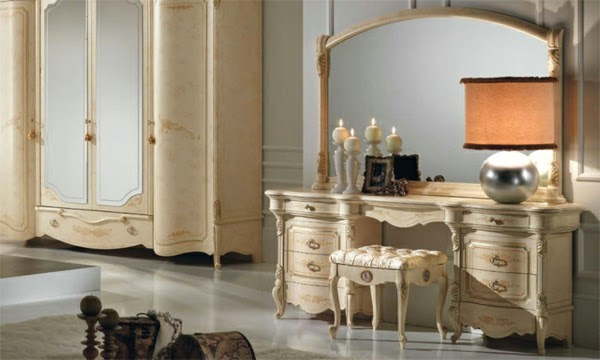 10 Dressing Table Designs For Luxury Bedroom Interior