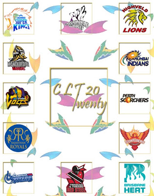 CLT20 Twenty Squad Profile and Live Streaming Video CLT20 Twenty Match