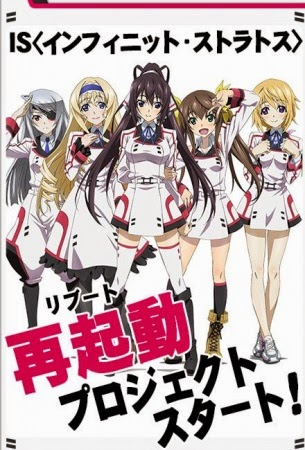 IS: Infinite Stratos 2 - World Purge-hen (OVA 2)