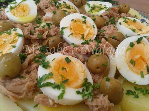 Ensaladas y platos frios cocinar en casa es for Platos sencillos para cocinar