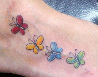 imagens de tatuagens de borboleta