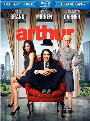 Filme Poster Arthur - O Milionário Irresistível BRRip XviD & RMVB Legendado