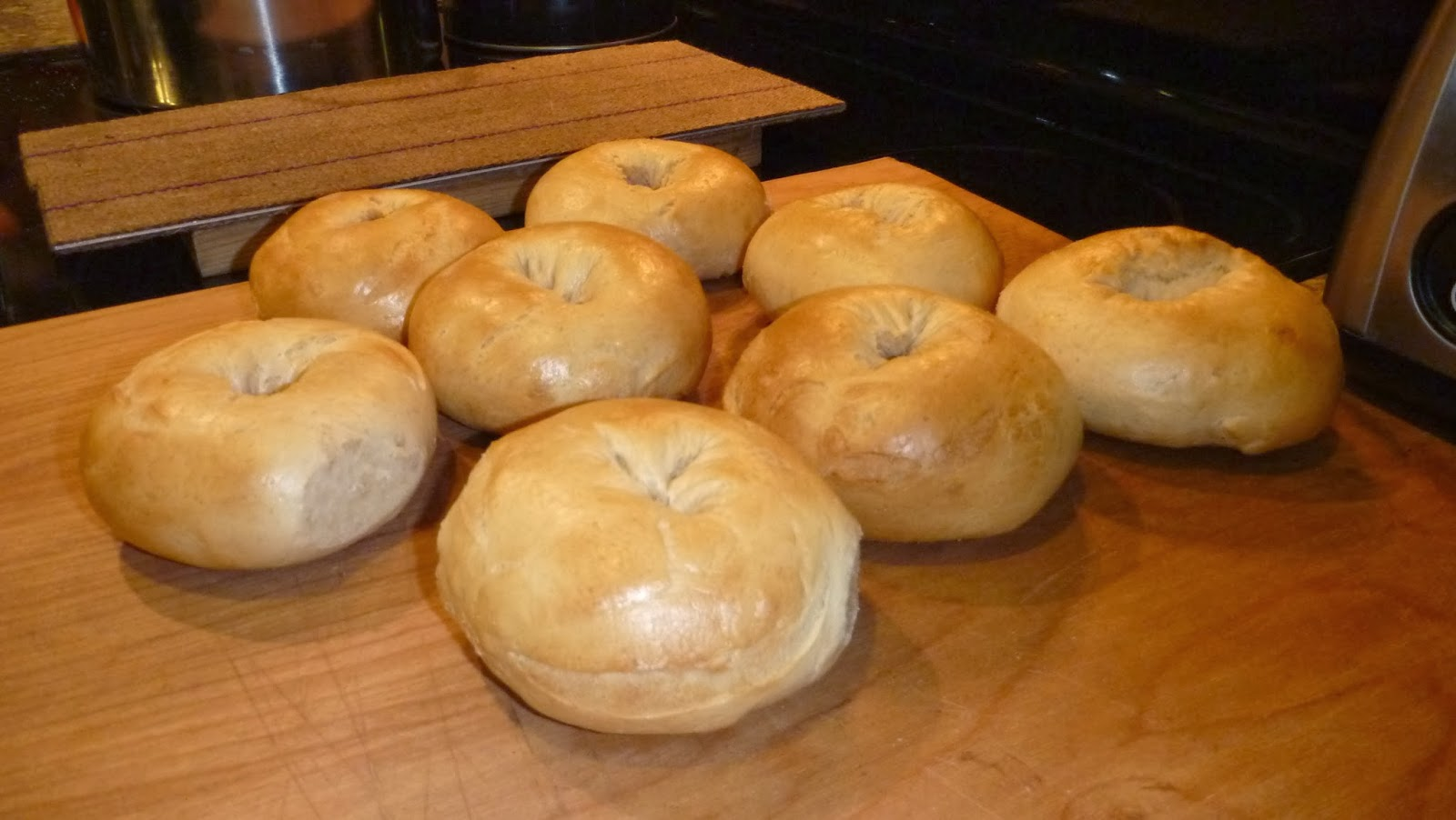 homemade bagels how to make bagels