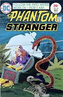 Phantom Stranger #36, Jim Aparo, gold and treachery in the jungle