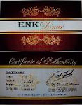 1/2 Dinar Certificate