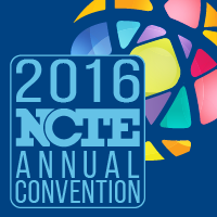 Attending & presenting at #NCTE16